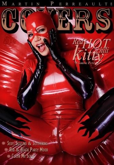 Red Hot Chili Kitty